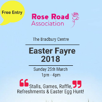 Easter Fayre 2018
