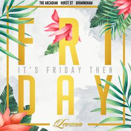 Levana Fridays #7