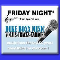 Duke Boxx Music Night