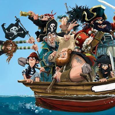 The Pirate Cruncher | The Old Market Brighton & Hove | Sat
