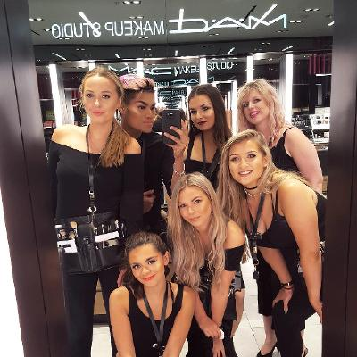 MAC Cosmetics presents How to: Day to Night glam! | Westgate Oxford OX1 Oxford | Sat ...
