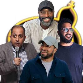Desi Central Comedy Show - Manchester