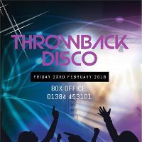 Throwback Disco