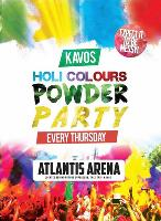 Holi Colours Party