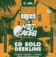 Jungle Cakes Manchester BBQ w/ Ed Solo & Deekline