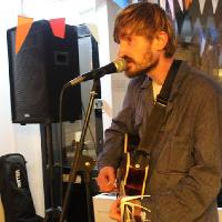 William Bishop at the Fulford Arms