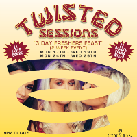 Twisted Sessions