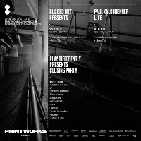 PLAYdifferently presents…  The Closing Party.