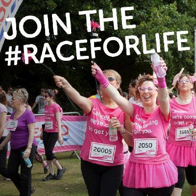 Stockport Race for Life 5k | WoodBank Park Stockport | Sun
