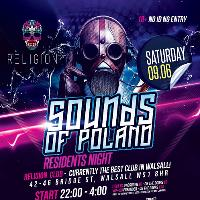 Sounds of Poland Residents Night