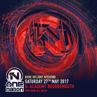 One Nation Bournemouth, May Bank Holiday