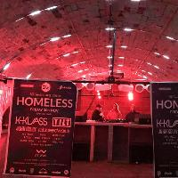 HOMELESS in aid of The Whitechapel Centre Liverpool