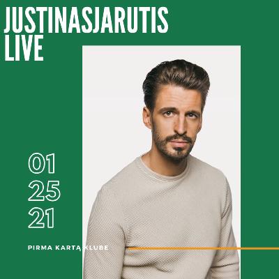Justinas Jarutis LIVE | Londonas | Sausio 25