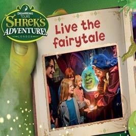 Shrek's Adventure! London – Daily Entry