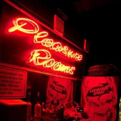 Pleasure Rooms Returns To The Olympia