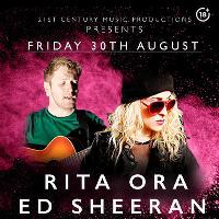 Rita Ora and Ed Sheeran Tribute