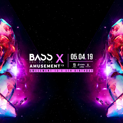 BASS Collective X Amusement 13: Birmingham