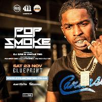 POP Smoke! ★ Final Release Tickets On Sale Now ★ Blueprint, Leicester