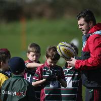 Harlequins half-term rugby camp