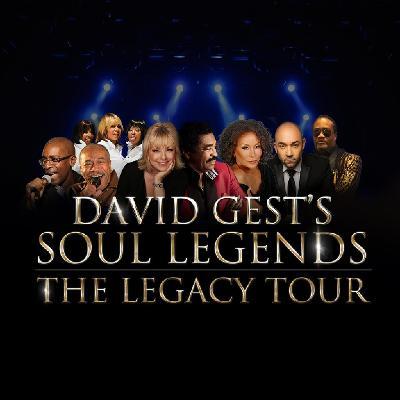 Venue: David Gest Soul Legends   Stockport Plaza Stockport
