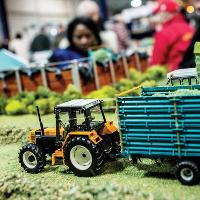 The Model Tractor, Plant and Contucton Show