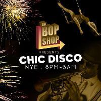 The Bop Shop - NYE Chic Disco