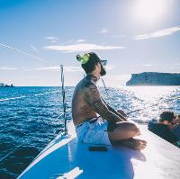 Oceanbeat sunset catamaran