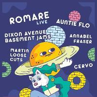 Hidden X Banana Hill - Romare [Live],Auntie Flo, DABJs, Cervo
