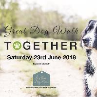 Great Dog Walk Together