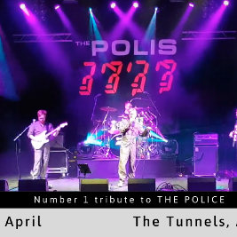 THE POLICE - performed by The Polis (Tribute Show)