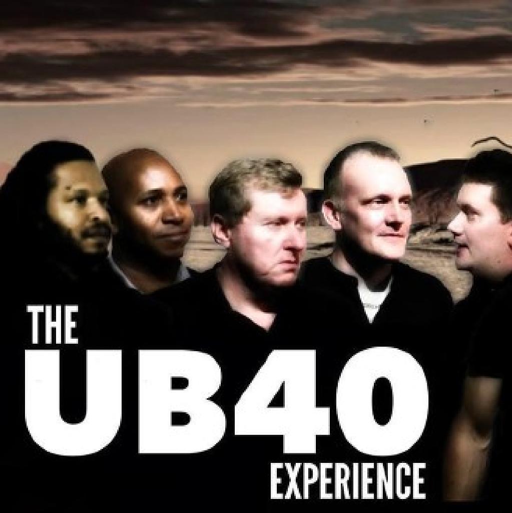 UB40 Experience Tickets   Copa Bar And Diner Caernarfon