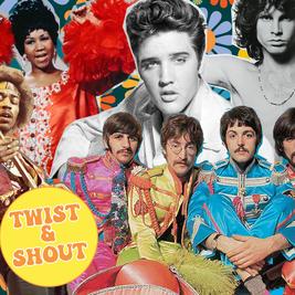 Twist & Shout - 60s Night (Edinburgh)