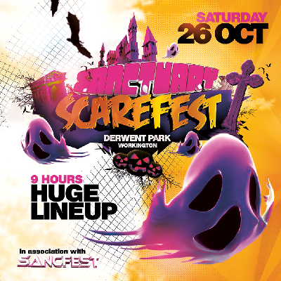 Sanctuary Scarefest in The Lakes