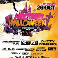 Sanctuary HALLOWEEN Now at CHASERS