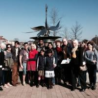 Thursday guided walking tour in Stratford