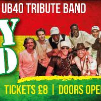 UB40 Tribute Johnny 2 Bad - Halesowen