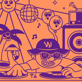 Warped - Summer UKG Day Party w/ Sunship, MPH + more