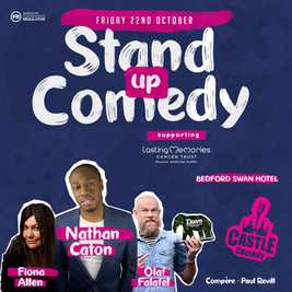 Charity Stand Up Comedy Night