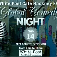 Global Comedy Night FREE