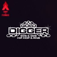 Gold Digger HALLOWEEN - Hip Hop & RnB