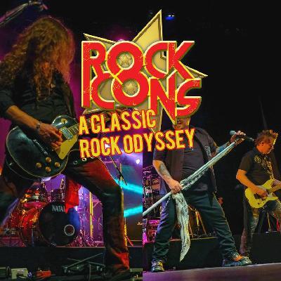 Rock Icons UK Tour