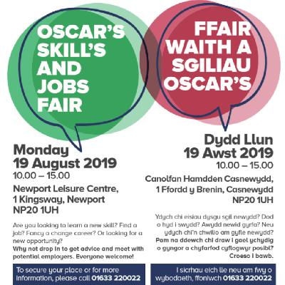Oscars Skills and Jobs Fair
