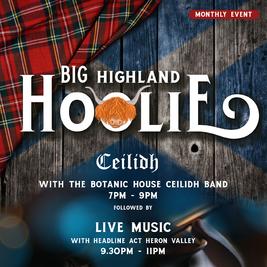 Big Highland Hoolie