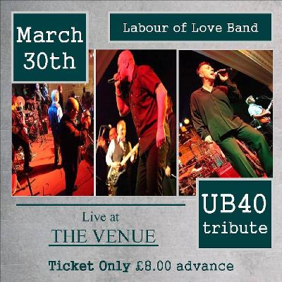 Labour Of Love, UB40 Tribute Band