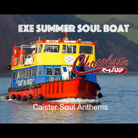 Exe Summer Soul Boat Cruise 25th August @ The Pride Of Exmouth