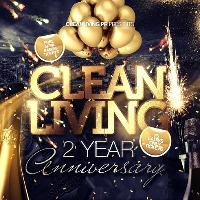 CleanLiving - 2 Year Anniversary
