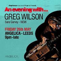 An evening with Greg Wilson