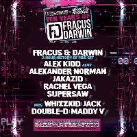 Hardcore Underground & B2BH Present 10 Years Of Fracus & Darwin