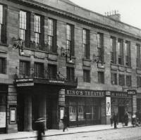 Old Dundee and the Dundee Kings Theatre - A walk down memory lan