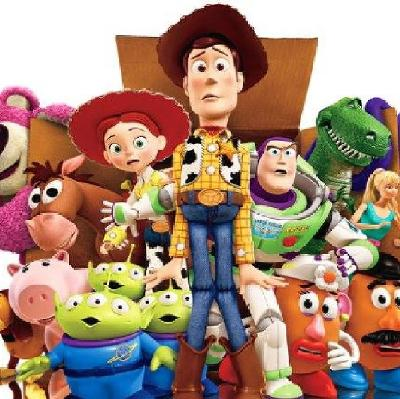 Breakfast with Toy Story Part Two